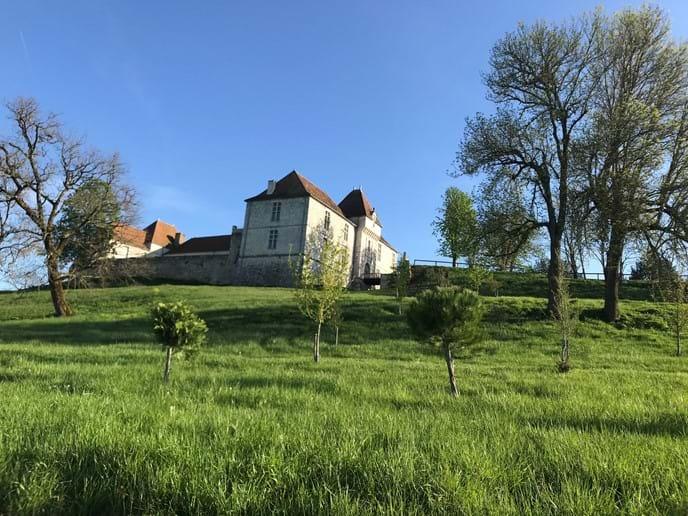 Chateau Theobon Lot-et-Garonne