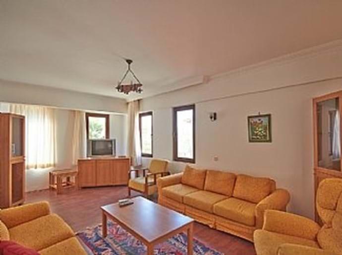Villa Falcon lounge