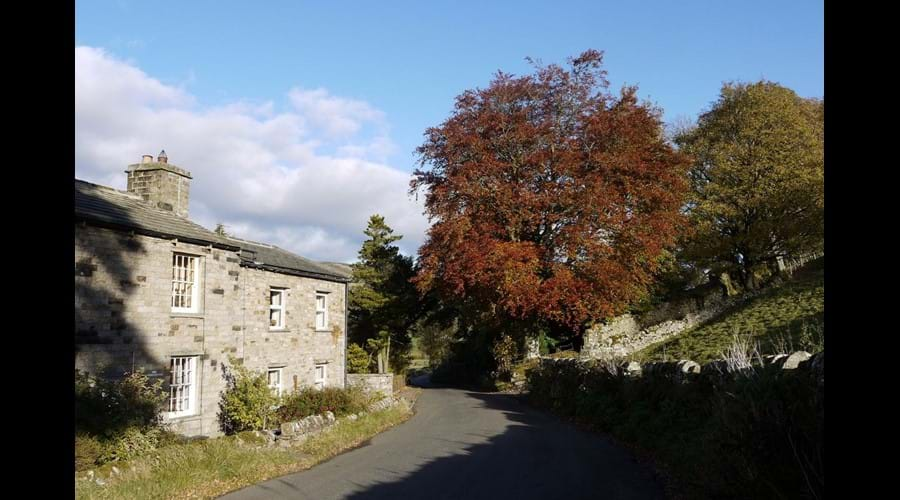 Autumn Colours in Swaledale