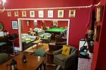 Bar and Billiard Room
