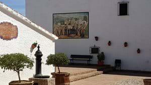 Plaza de Verdiales Comares