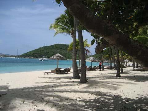 Peter Island Beach