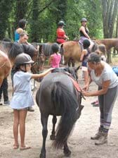 Summer Activities at Lac Moulin Blanc