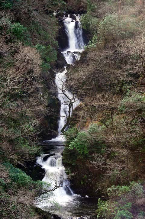 Devils Bridge Waterfalls