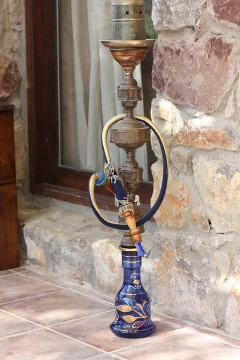 Turkish nargile pipe