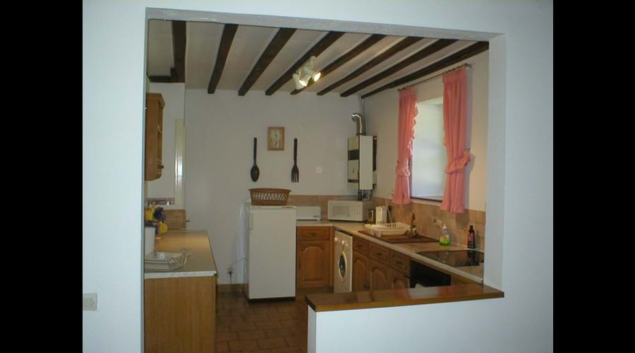 La Fermette - Kitchen