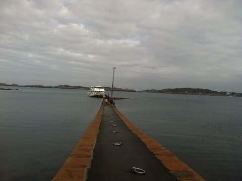 The Boat to Ile de Bréhat