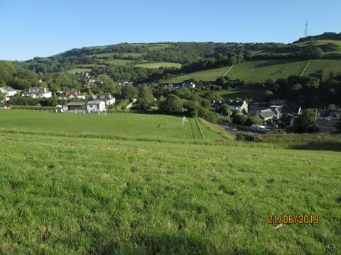 Village walking and views (10 minutes from the cottage)