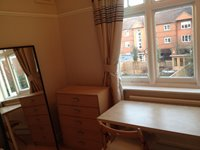 Plenty of drawers in 2nd double bedroom