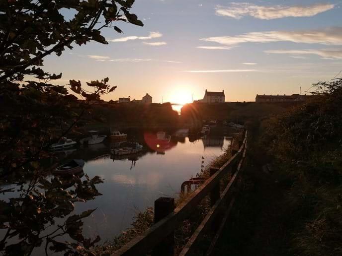 Seaton Sluice Harbour
