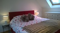 2nd Bedroom with Kingsize bed