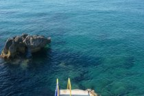 Perfect for that morning dip! Fab snorkelling!
