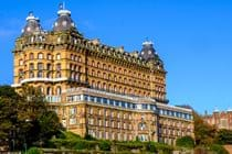 The Grand Hotel - famous icon of the town