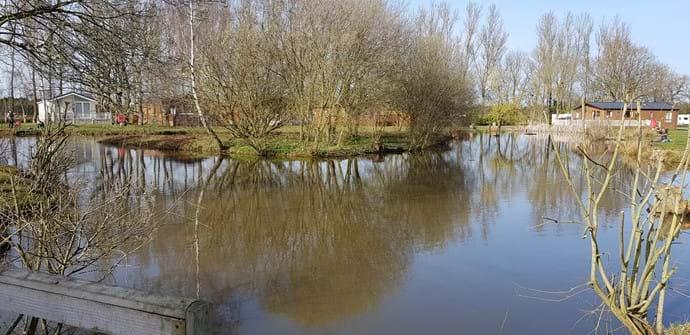 Goosewood Holiday Park Fishing Lake