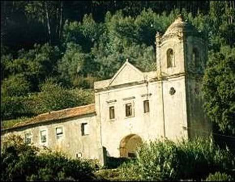 Convent in Monchique Algarve