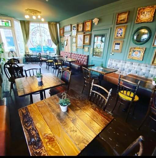 Castaways Tea Shop - Seaton Sluice