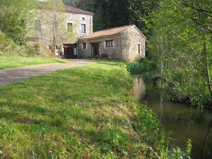 Cottage Dordogne Pool Dog Friendly Gite Rental