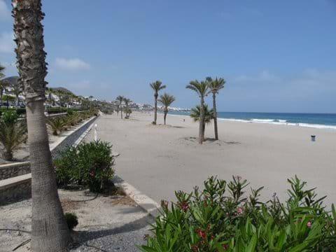 Mojacar Playa Beach.