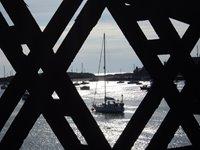 Veiw from Barmouth bridge