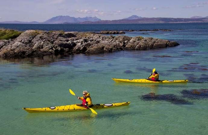 Arisaig - Sea Kayaking