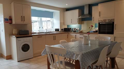 We provide well equipped kitchens