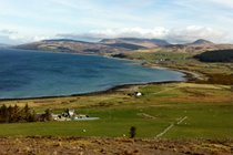 Machrie from Kings Cave walk