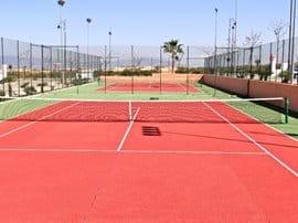 Tennis Courts at Condado Club