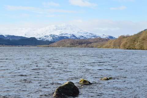 Nearby Loch Venacher