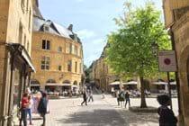 Place de la Liberté - The apartment building