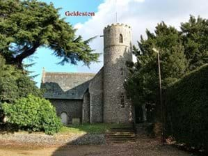 Geldeston Church