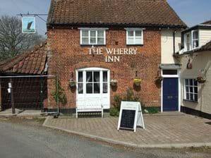 The Wherry Inn Geldston (Adnams ales)