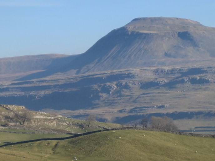 Beautiful walks near Ingleborough