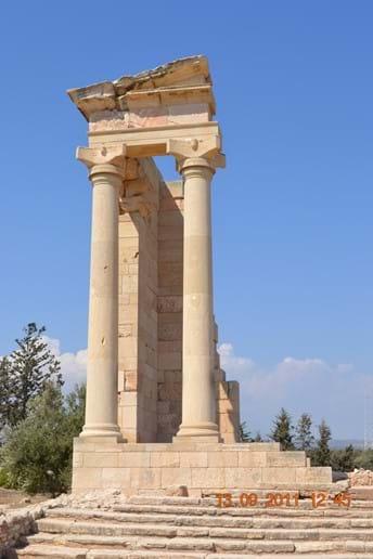 The Temple of Apollo Hylates