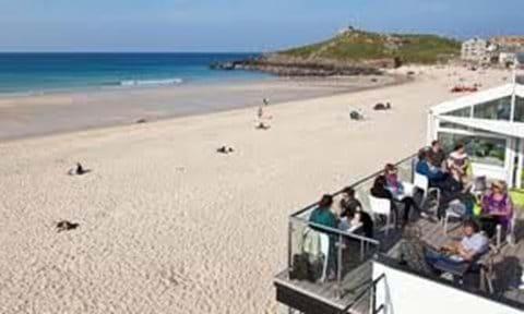Porthmeor Beach Cafe