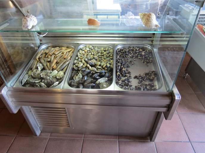 O Paulos - Shell Fish Selection
