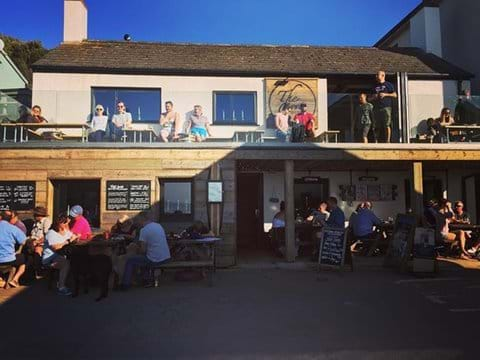 The Cove Cafe, live music, great food and craft beer