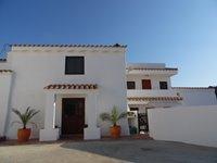 The Entrance to Casa las Palomas, 4 Bedroom House.