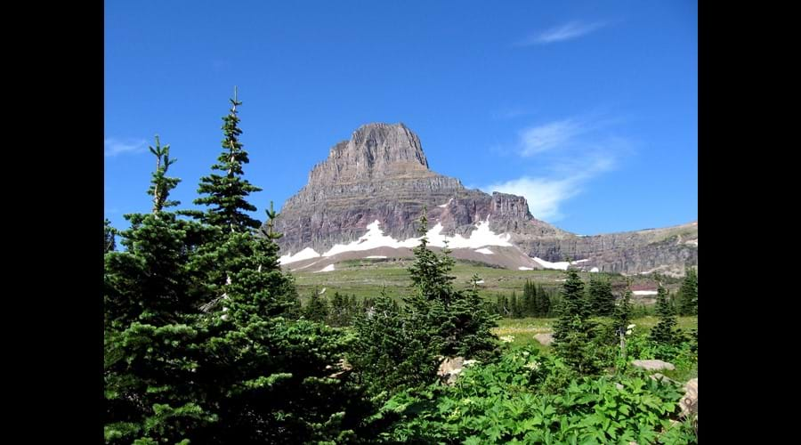 Glacier Park, Going to the Sun Road