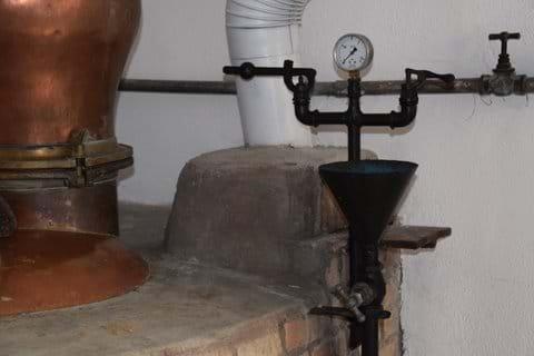 The vital pressure controls