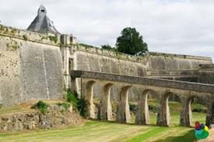 The citadell at Blaye