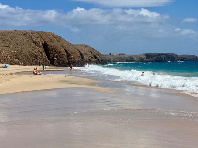 Papagayo Beaches (Drive 10 mins or walk 30 mins)