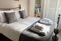 Bedroom 1 - Double Bed with new comfy pocket sprung mattress