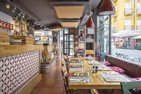 Sale y Peper Italian Alicante