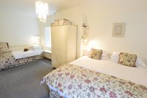 Triple Aspect Bedroom - also available as three single beds