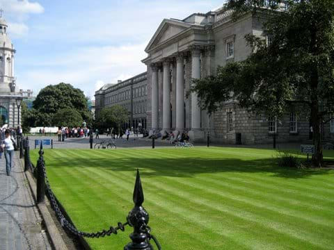 Visit Trinity College and the Book of Kells