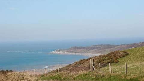 View of Woolacombe