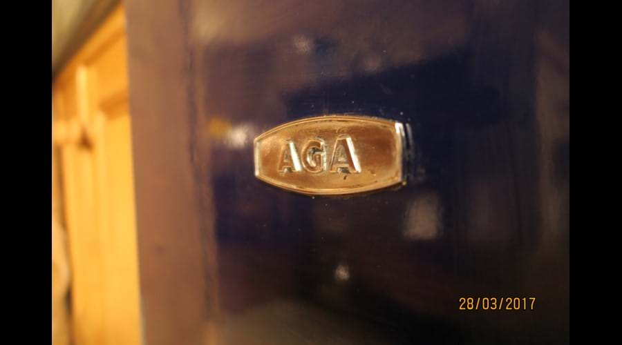 Aga cookery