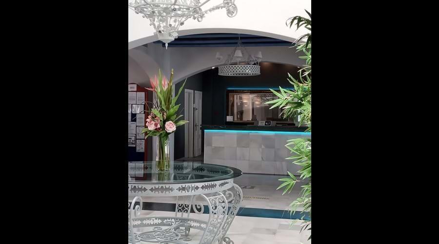 Resort Reception 24 hours