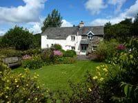 Nibthwaite Grange Cottage in August