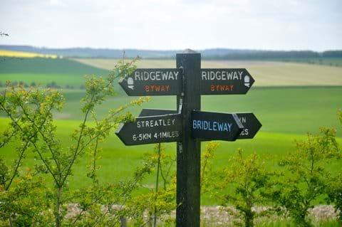 The Ridgeway - Jonathan Humphrey